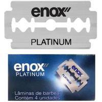 Carga Para Aparelho De Barbear Enox Platinum
