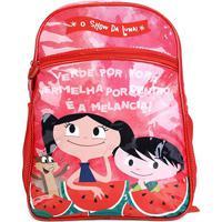 bf5faf758 Netshoes; Mochila Infantil Pacific Show Da Luna - Feminino