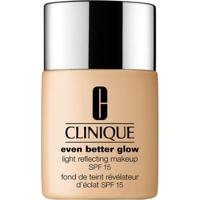 Base Facial Even Better Glow? Light Reflecting Spf15 Clinique Cn 28 Ivory - Unissex