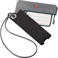 Identificador De Mala Luggage Tags Wj6185Bk - Swiss Gear