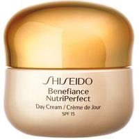 Creme Hidratante Facial Diurno Anti Idade Benefiance Nutriperfect Shiseido | Shiseido | 50Ml