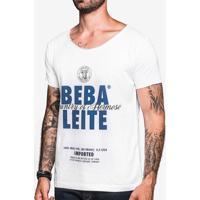 Camiseta Beba Leite 103647