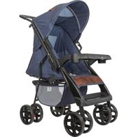Carrinho De Bebê Thor Tutti Baby Reversivel Azul