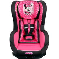 Cadeira Para Auto - De 0 A 25 Kg - Disney - Primo - Minnie - Paris - Team Tex