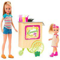 Barbie Stand De Limonada Da Stacie - Mattel