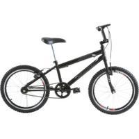 Bicicleta Oxer Roxx - Aro 20 - Freio V-Brake - Infantil - Preto
