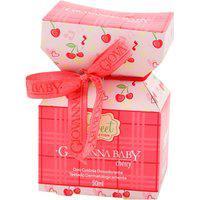 Deo Colônia Giovanna Baby Fragância Delicada Fixação Suave Refrescância Suavidade Pele Cherry 50Ml