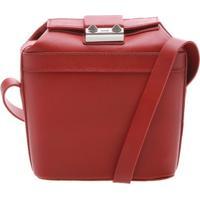 Crossbody New Box Bag Red | Schutz