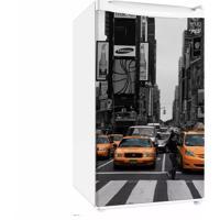 Adesivo Sunset Adesivos De Frigobar Envelopamento Porta Taxi Amarelo Nova Iorque