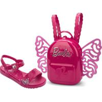 Barbie Butterfly Bolsinha Com Sandália 28 - Grendene