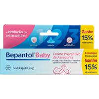 Bepantol Baby Creme Contra Assadura 30G Ganhe 15% De Desconto