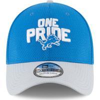 ... Boné Detroit Lions Draft 2018 3930 - New Era - Unissex c11dd6cafcb
