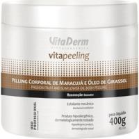 Vita Derm Peeling Corporal Biodedox 500G - Multicolorido - Dafiti