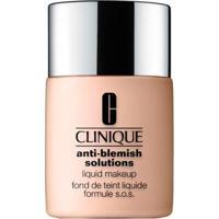 Base Liquida Anti-Blemish Solutions Liquid Makeup Clinique Fresh Cream Caramel - Unissex-Incolor