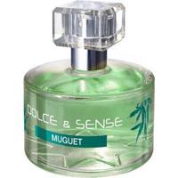 Perfume Feminino Dolce & Sense Muguet Paris Elysees Eau De Parfum 60Ml - Feminino-Incolor