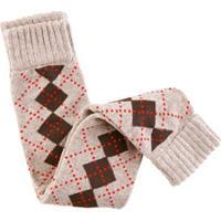 Polaina Argyle Lupo Socks (04894-001) Algodão