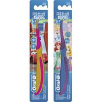 Escova Dental Infantil Oral B Stages 3 1 Unidade