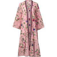 Anjuna Roberta Kimono - Rosa