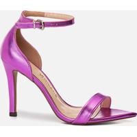 Sandália Feminino Milano Pink 11317