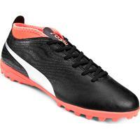 0896306430 Netshoes  Chuteira Society Puma One 18.4 Bdp - Unissex