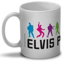 Caneca Bandup - Bandas Elvis Presley 35Th Anniversary