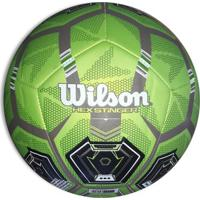 2239180810 Netshoes  Bola De Futebol Campo Wilson Hex Stinger 5 - Unissex