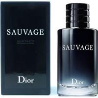 Sauvage Masculino De Christian Dior Eau De Toilette 100Ml