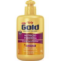 Creme Para Pentear Niely Gold Nutrição Poderosa 280Ml
