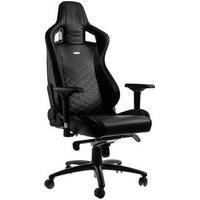 Cadeira Gamer Noblechairs Epic, Black Gold - Nbl-Pu-Gol-002