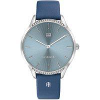 Relógio Tommy Hilfiger Feminino Couro Azul - 1782213