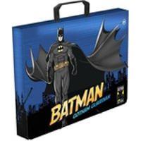 Maleta Com Alça 4Cm Lombo - Batman