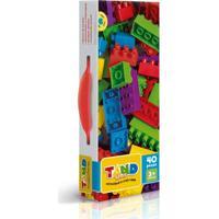 Mini Maleta Tand Kids - 40 Peças - Toyster - Unissex-Incolor