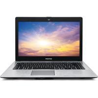 "Notebook Positivo Xri3005 500Gb Tela 14"" Cinza Chumbo Sistema Operacional Linux"