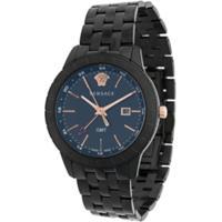 Versace Relógio Esportivo - Preto