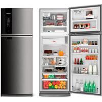 Refrigerador   Geladeira Brastemp Frost Free 2 Portas 478 Litros Inox - Brm59Ak