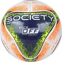 b6d04991f2 Netshoes  Bola Futebol Society Penalty S11 R1 Ko Viii - Unissex