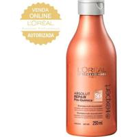 L'Oréal Professionnel Absolut Repair Pós-Química - Shampoo Multi-Reconstrutor 250Ml - Unissex-Incolor