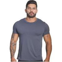 Camiseta Dryfit Sport Polo State Sem Estampa/Lisa