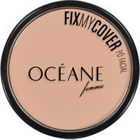 Océane Femme Pó Facial Fix My Cover 2 - Feminino