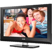 "Tv Monitor Cce Led24Tv - Tela Led 24"" - Full Hd - Hdmi - Anti-Reflexo - Preto"