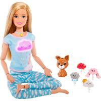 Barbie Fashionista Medita Comigo - Mattel - Kanui