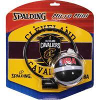Tabela De Basquete Spalding Nba Cleveland Cavalier