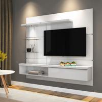 Painel Para Tv 55 Polegadas Ores Branco 181 Cm