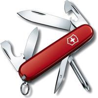 Canivete Tinker- Inox & Vermelho- 8,4Cm- Victorivictorinox