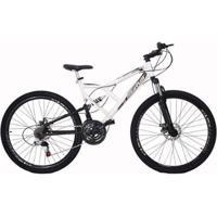 Bicicleta Aro 29 Status Full Preta 21V - Unissex