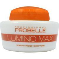 Máscara Probelle Lumino Max De Tratamento 250G - Unissex-Incolor