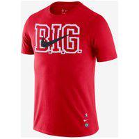 """Camiseta Nike Nets """"Biggie"""" Masculina"""