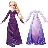 Boneca Frozen 2 Elsa Trajes De Arendelle - Hasbro