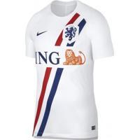 Camisa Nike Holanda Pré-Jogo 2018/19 Masculina