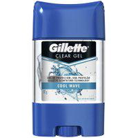 Desodorante Gillette Antitranspirante Clear Gel Cool Wave 82G